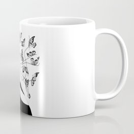 Figments II (Head Full of Broken Realities) Coffee Mug