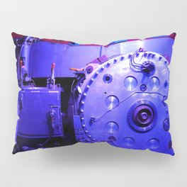 Synchrocyclotron #1 Pillow Sham