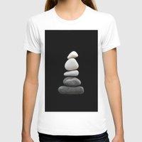balance T-shirts featuring balance by ARTbyJWP