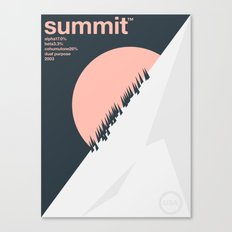 summit single hop Canvas Print