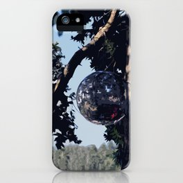 Disco Tree - Isles of Scilly iPhone Case