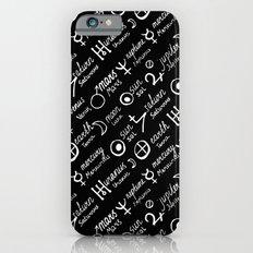 Dark magic print Slim Case iPhone 6s