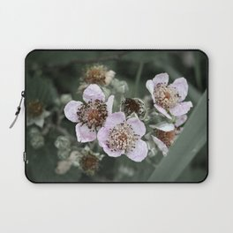 Delicate like you and me Laptop Sleeve