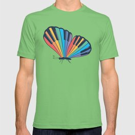 Musical Butterfly (Musical Rainbow) T-shirt