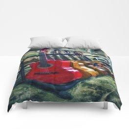 Guitar Love Comforters