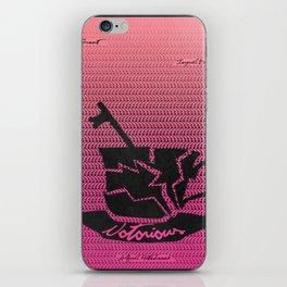 Notorious iPhone Skin