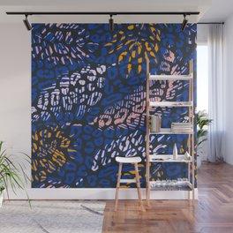 Leopard skin pattern Wall Mural