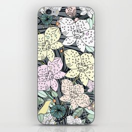 Orchids in Bloom iPhone Skin