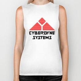 TERMINATOR - CYBERDYNE SYSTEMS Biker Tank