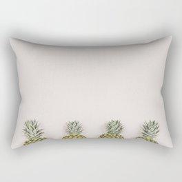 Pineapple Love! Rectangular Pillow