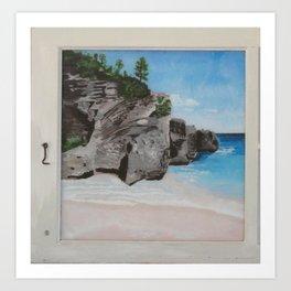 Bermuda Cove II Art Print
