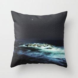 Jovian Shoal Throw Pillow