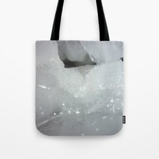 Ice cave Tote Bag