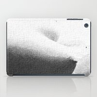 boob iPad Cases featuring All Woman and sexy by Brian Raggatt