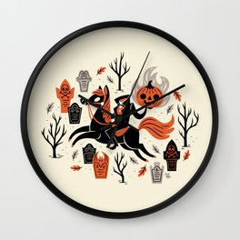 Headless Wall Clock