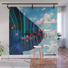 android X-ray Wall Mural
