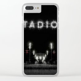 Cologne Stadium Clear iPhone Case