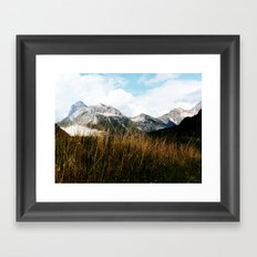 Le Grand Ferrand Framed Art Print