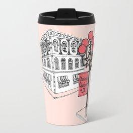 Gaslamp Quarter Travel Mug