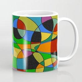 Abstract #94 Coffee Mug