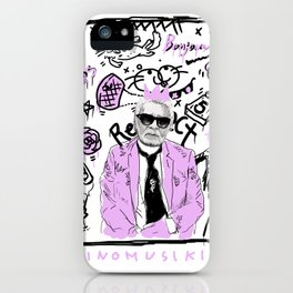 hy iPhone Case