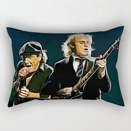 AC/DC Rectangular Pillow