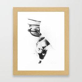 Marianne Coma Tee! Framed Art Print