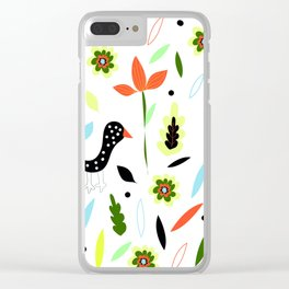 Between Nature Clear iPhone Case