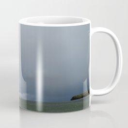 Eastern Passage Boardwalk Stormy Skies Coffee Mug