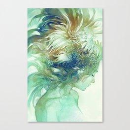 Comb Canvas Print