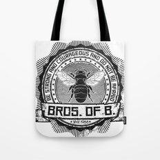 Bros. of B. Light Tote Bag