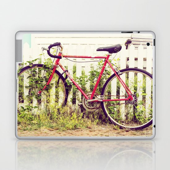 Ivy Bike Laptop & iPad Skin