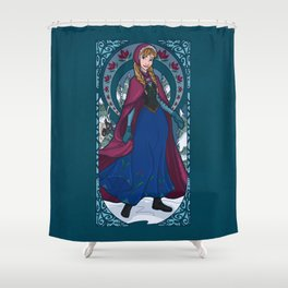 Worth Melting For Shower Curtain