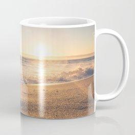 Sunspot in the Sand Coffee Mug