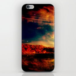 Red Rock South iPhone Skin
