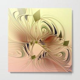 fractal design -119- Metal Print