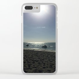 End Of Day Captiva Island Clear iPhone Case
