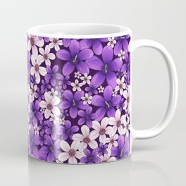 Ultra Violet Spring Coffee Mug