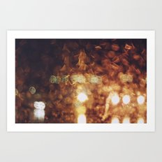 Mixed Light Art Print