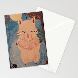 Moogle Daydream Stationery Cards