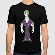 Joker Ink MEDIUM Black Mens Fitted Tee