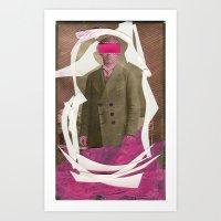 acid Art Prints featuring Acid by Naomi Vona