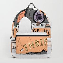 Thrift Shop Backpack