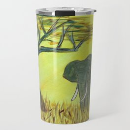 The Last Elephant 2013 Travel Mug