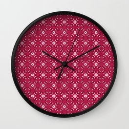 Crescendo Cherry B Wall Clock