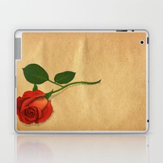 A Rose Laptop & iPad Skin