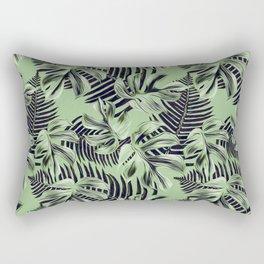 Leaf fall IV Rectangular Pillow