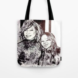 NIPPY & WHITNEY Tote Bag