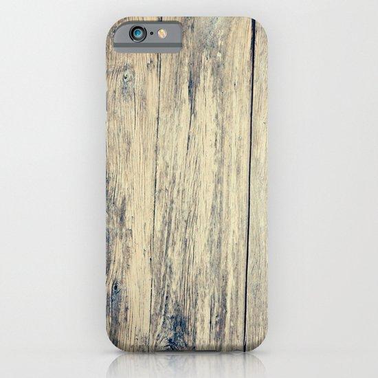 Wood Photography II iPhone & iPod Case