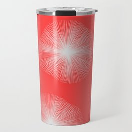 Coral Bust Travel Mug